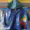 Wholesale PVC Rainwear Children Rain Jacket Kids Raincoat Poncho
