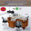 2 Seater and 4 Seater New Style Office Furniture Workstation