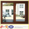 Casement Aluminium Window with Insulated Glass