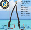 Stainless Steel Fishing Hook 10827-B