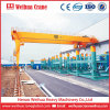 Weihua 10t 20t 50t Single Girder Semi Gantry Crane Price