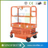 2m 1ton Mini Scissor Lift Platform Double Scissor Tables Lifter