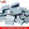 Diamond Segment for Multi-Blade Block Cutting
