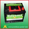 DIN Standard Maintenance Free Car Battery 56219-12V62ah (56219MF)