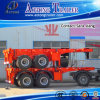 20 Feet 2 Axles Skeleton Container Semi-Trailer for Sale