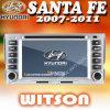 Witson Car DVD with GPS for Hyundai Santa Fe
