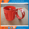 Chinese Supplier Carbon Steel Casing Spiral Vane Roller Centralizer