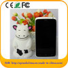5200mAh Popular Calf Style PVC Power Bank for iPhone/Samsung (EP31)