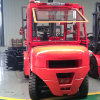 4.0t Powered Pallet Diesel Forklift Truck with Warm Heating