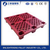 Light Duty Exporting Grid Surface Plastic HDPE Nestable Pallet