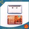 Wholesale Custom Logo Cmyk Printing Square Tin Bagdes