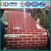 Brick Grain Pre-Painted Steel Coil Building Material From China