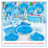 Children Birthday Theme Party Supplies for 6 Person