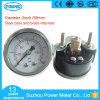 2inch 50mm Steel Case Commercial Pressure Gauge with Clamp