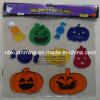 Halloween Glitter Window Jelly Decoration/Gel Stickers