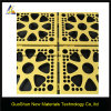 Perforated Aluminum Panel Carved Building Material for Decoration