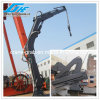 Ghe Hot Sale Hydraulic Knuckle Boom Marine Crane Ship Deck Crane