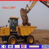 7000kgs Site Dumper Small Cart for Sale