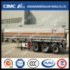 Stainless 18.8m3 Chemical Liquid Tanker