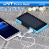 High Quality Long Time Rechargeable Solar Cell Power Bank