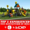 Kids′ Slides Equipment of Huadong Big Outdoor Playground HD-14-091A