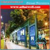 Functional Bus Stop Shelter Intelligent Series