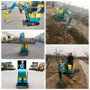 China Super Mini Digger Crawler Excavator 0.8 Ton Farm Excavator Xn08