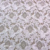 Floral Lace Fabric for Wedding Gown Dress 3D Latest Design Lace Fabric