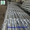 Hot DIP Galvanized Ringlock Scaffold Standards/ Verticals