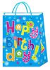 Birthday Party Products Art Gift Carrier Paper Bags