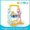 Rocking Chair Set, Kids Plastic Swing Play Ground Equipment for Outdoor and Indoor