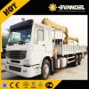 Dongfeng 6X6 off Road 4ton Knuckle Sany New Truck Crane