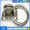 Stainless Steel Square Eye Plate (with Ring)