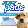 Super Absorbent Quilted Pet Puppy Training Pads with Paw Printing