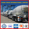 9cbm Heavy Duty Concrete Cement HOWO Chassis Mixing Truck