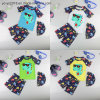 Polyester Dinosaur with Glass Design Anti-UV High Soft Kids Dry Quickly Children Swimsuits