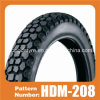 Professional Manafuture Motorcycle Parts 300-18 Motorcycle Tire