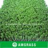 Deep Green Tennis Turf of Fibrillated Yarn