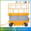 1.5m Very Low Failure Rate Scissor Platform Lift