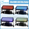 36X10W LED Wall Washer