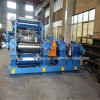 China Manufacturer Xk450 Two Roll Rubber Open Mixing Mill with Stock Blender