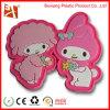 Cartoon Fashion Beautiful PVC Promotional Gift Fridge Magnet (009)