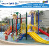 Water Park Plastic Slide Equipment Children Playsets (M11-04503)