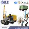 Hf138y Steel Crawler Drilling Rig for Soil Nailing Project