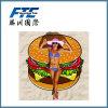 Creative Good Quality TPE Yoga Mat for Sport/Rubber Mat