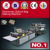 Non Woven Ziplock Bag Making Machine