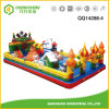 Infltable Castle Slide Toy for Childern Amusement Park