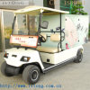 Battery Powered 2 Seats Restaurant Food Cart