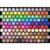 Eyeshadow Palette 125 Colors Glitter Matte Effect Eye Shadow Makeup Set Es0309