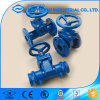 BS Flanged Cast Iron Stem Rising Industrial Gate Valve